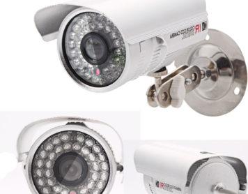 Importanta camerelor de supraveghere cu functia de detectarea miscarii